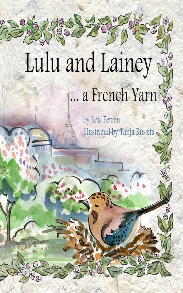Lulu and Lainey IF cover