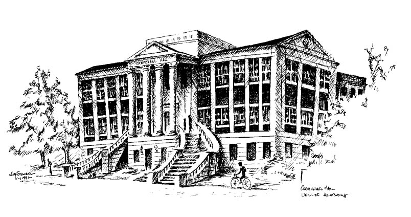 Carmichael Hall