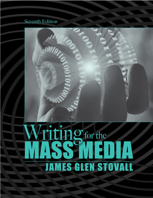 writing for the mass media 9th edition pdf