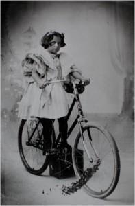 Virginia O'Hanlon about 1895