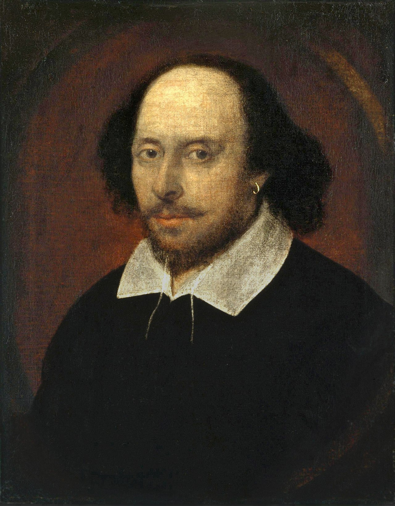 The Chandos portrait